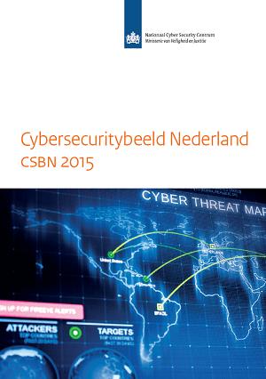 Cyber Security Beeld Nederland 2015 - Vallei-ICT Ede